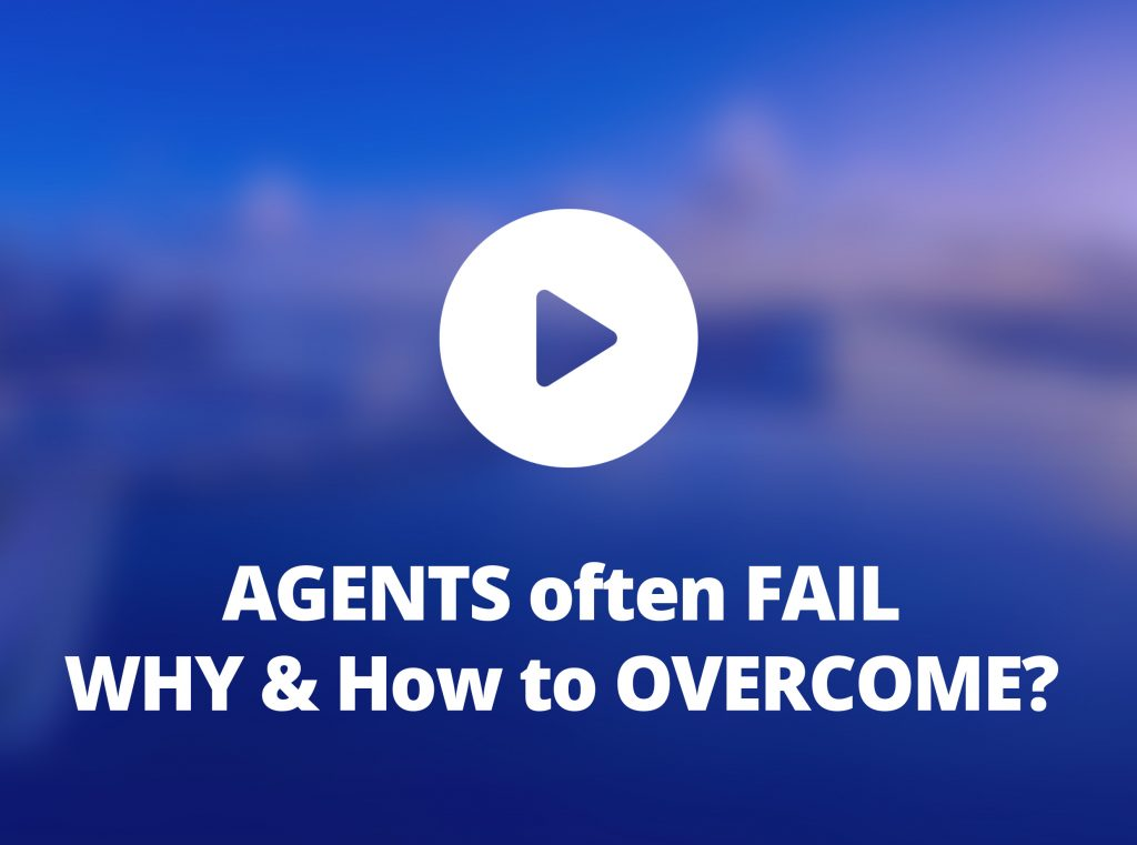 AGENTS often FAIL; WHY & How to OVERCOME? – Real Estate Social Rockstar Show #15 with Michael Geraci