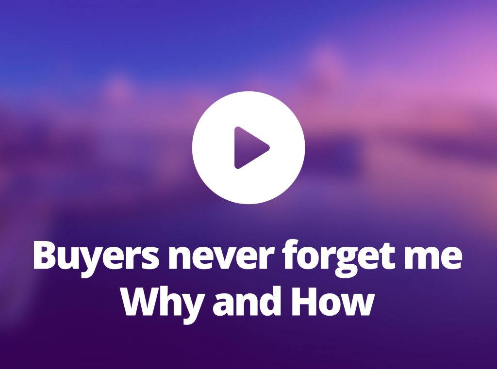 Buyers never forget me. Why and How! – Real Estate Social Rockstar Show #21 Megan Ferris
