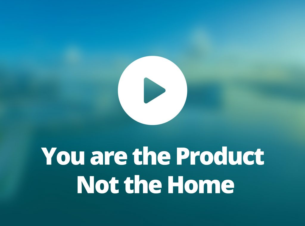 You are the Product, Not the Home! – Real Estate Social Rockstar Show #20 Leighton Dees