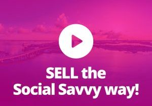 Sell-the-Social-savvy-way