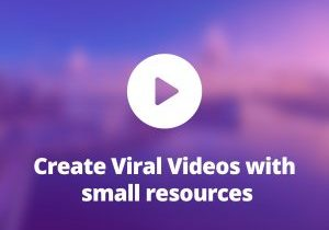 Viral-Videos-with-few-resources