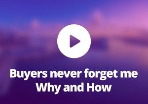 Buyers-never-forget-me